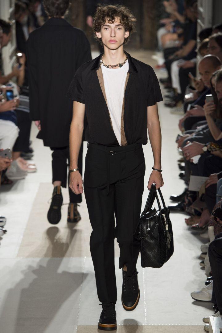 Valentino Menswear SS 2016 Paris (46)