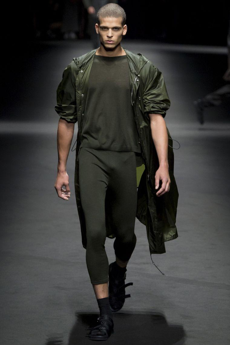 Versace Menswear SS 2017 Milan (1)