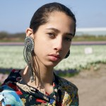 Yasmin Wijnaldum by Viviane