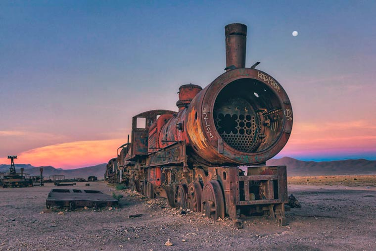 Abandoned Trains in Bolivia by Chris Staring (1)