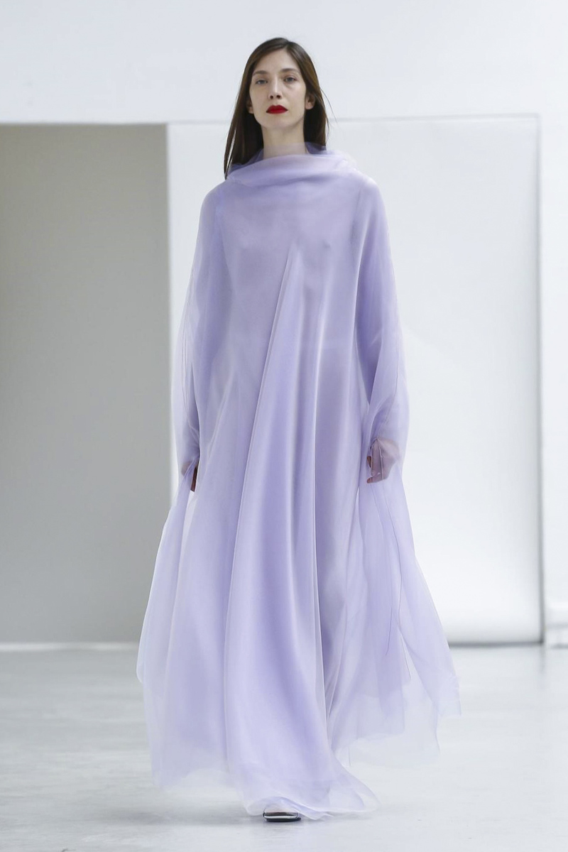 Adeline André Fashion Show, Couture Collection Fall Winter 2016 in Paris