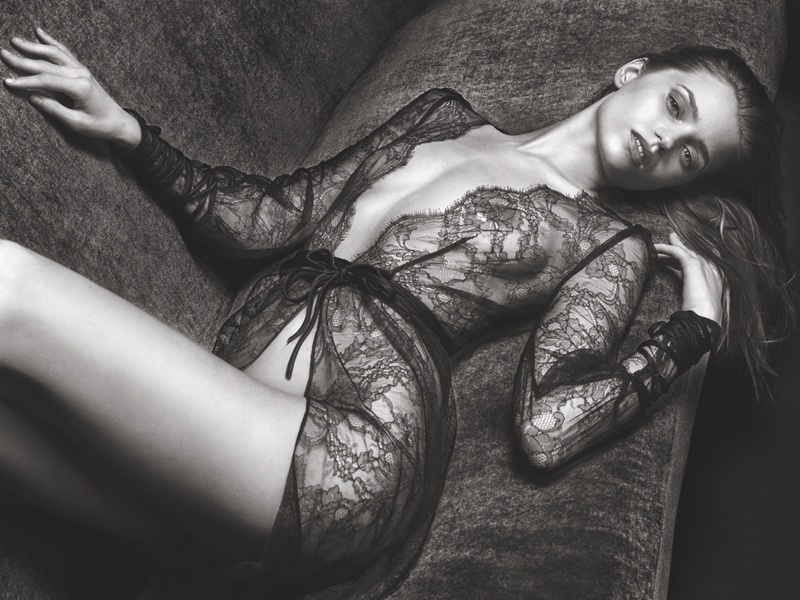 Agent Provocateur's FW 2016 Campaign ft. Abbey Lee Kershaw (3)