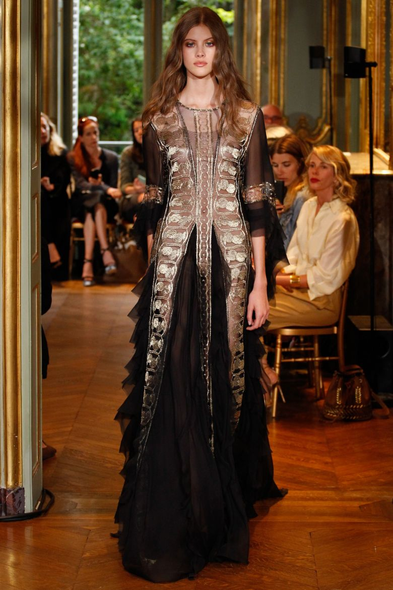 Alberta Ferretti Limited Edition Haute Couture FW 2016 Paris (26)