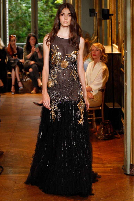 Alberta Ferretti Limited Edition Haute Couture FW 2016 Paris (27)