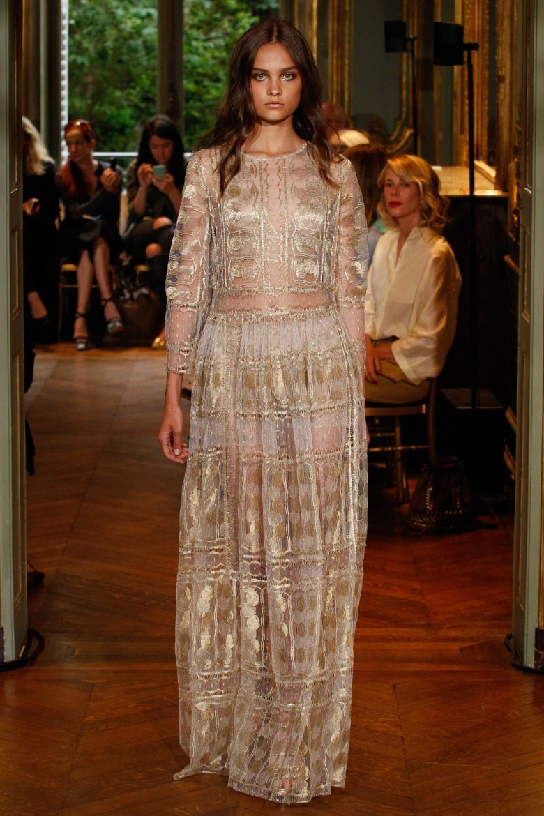 Alberta Ferretti Limited Edition Haute Couture FW 2016 Paris (7)