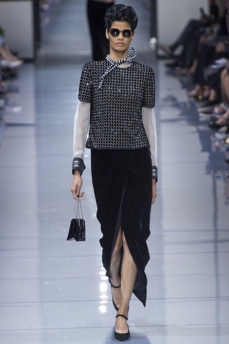Armani Priv+¬ Haute Couture FW 2016 Paris (31)