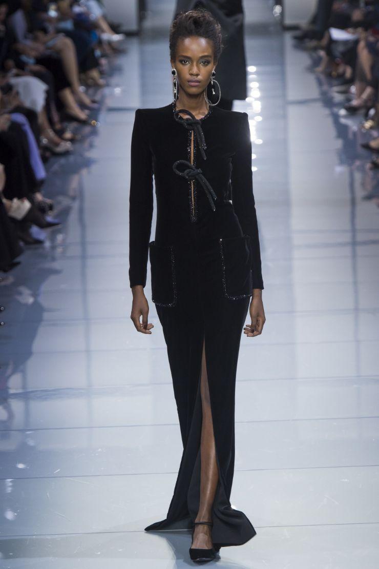Armani Priv+¬ Haute Couture FW 2016 Paris (40)
