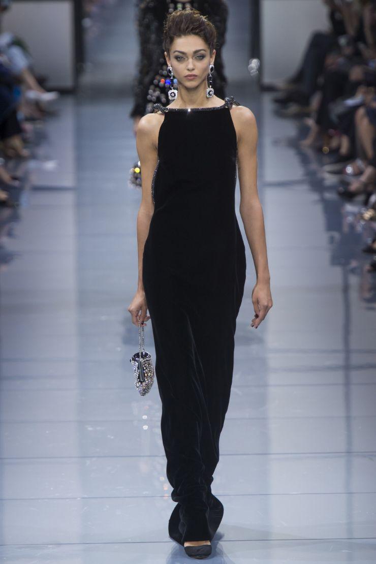 Armani Priv+¬ Haute Couture FW 2016 Paris (42)