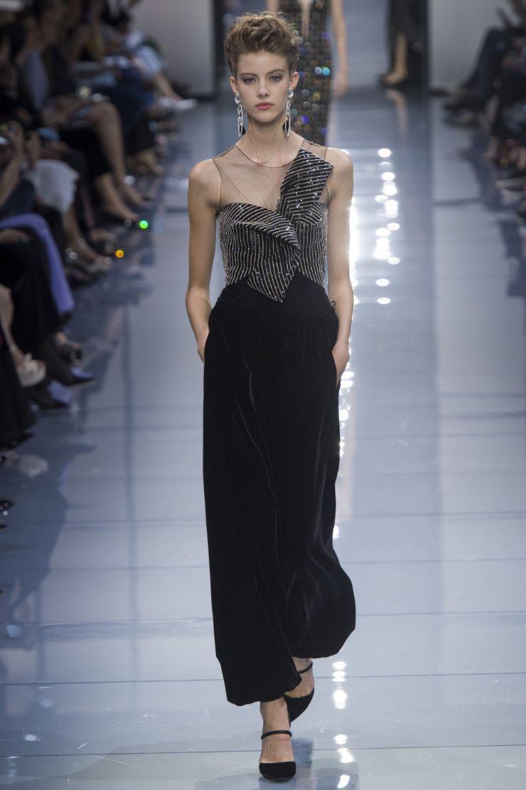 Armani Priv+¬ Haute Couture FW 2016 Paris (45)