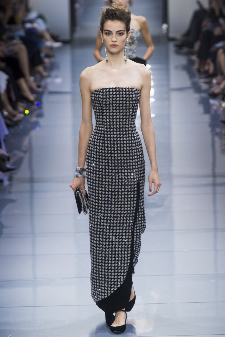 Armani Priv+¬ Haute Couture FW 2016 Paris (47)