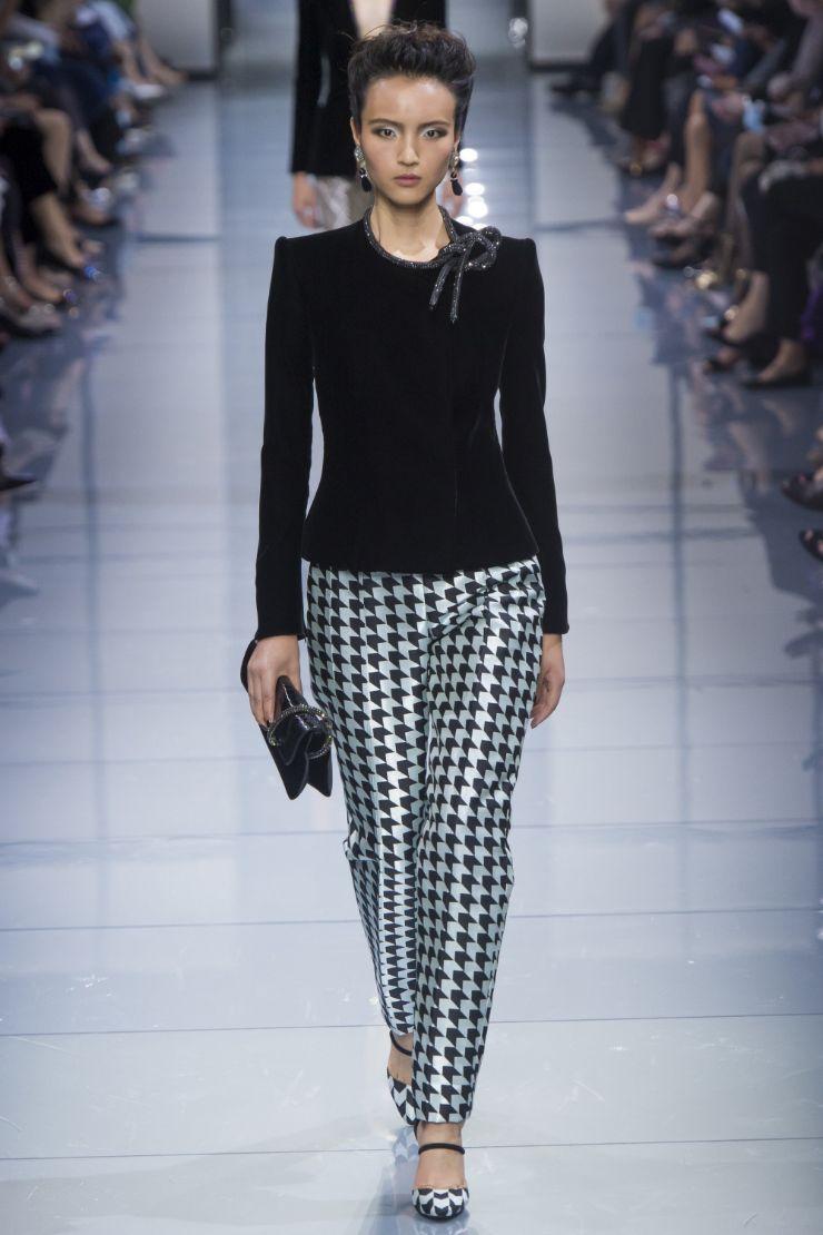 Armani Priv+¬ Haute Couture FW 2016 Paris (5)