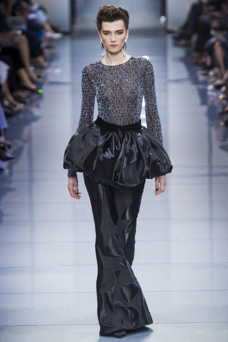 Armani Priv+¬ Haute Couture FW 2016 Paris (53)