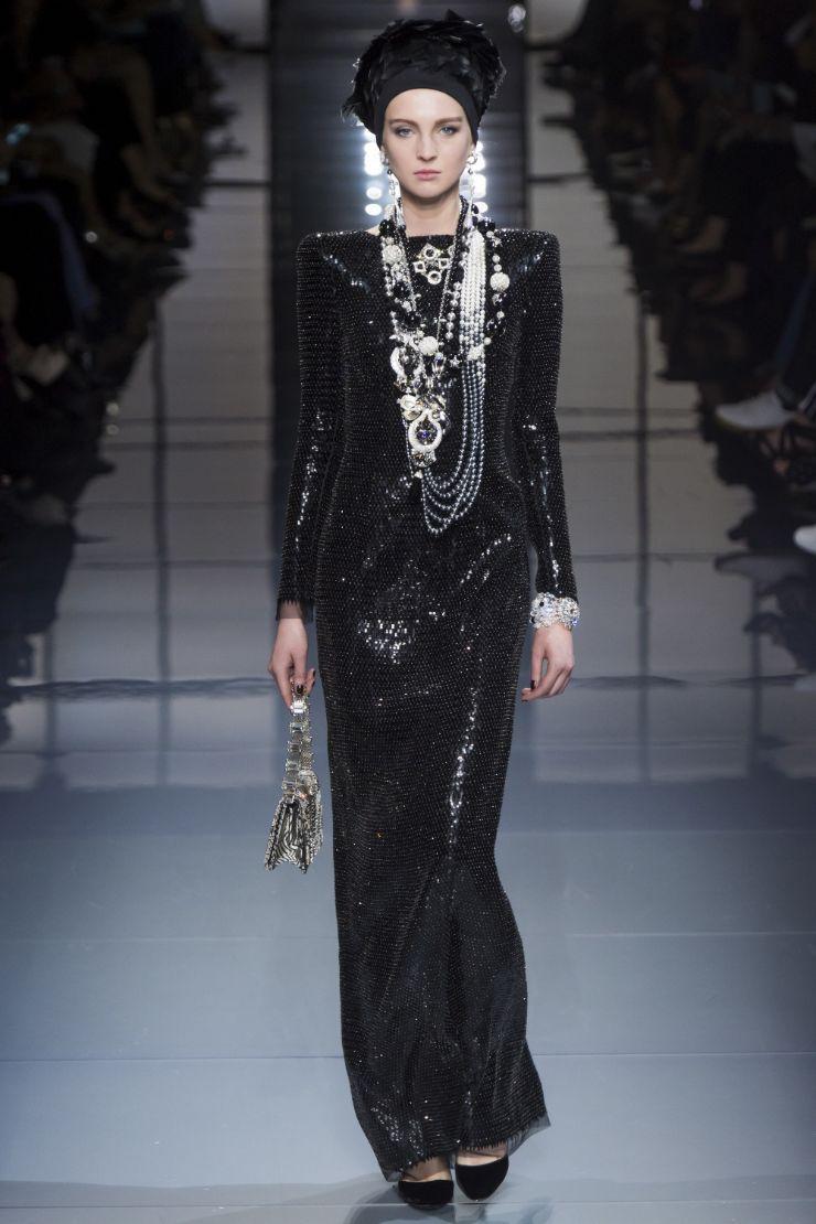 Armani Priv+¬ Haute Couture FW 2016 Paris (56)