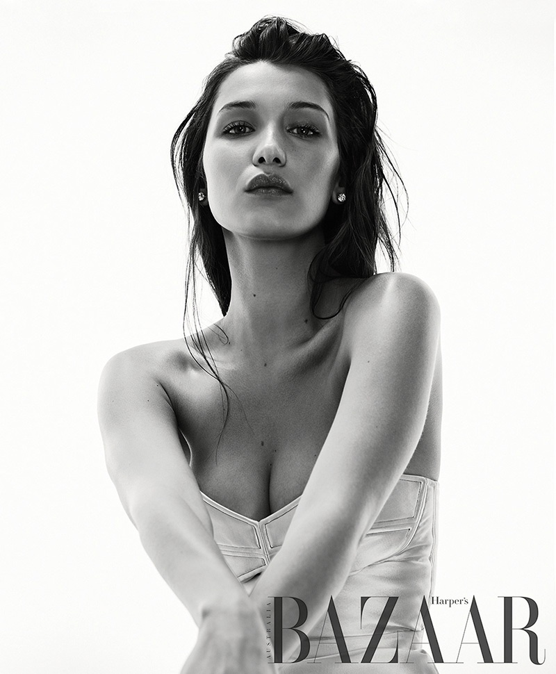 Bella Hadid by Georges Antoni (2)