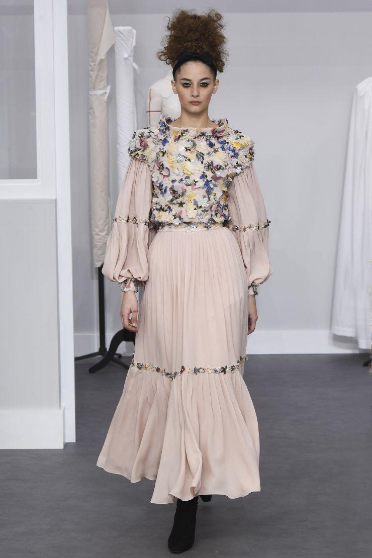 Chanel Haute Couture FW 2016 Paris (53)