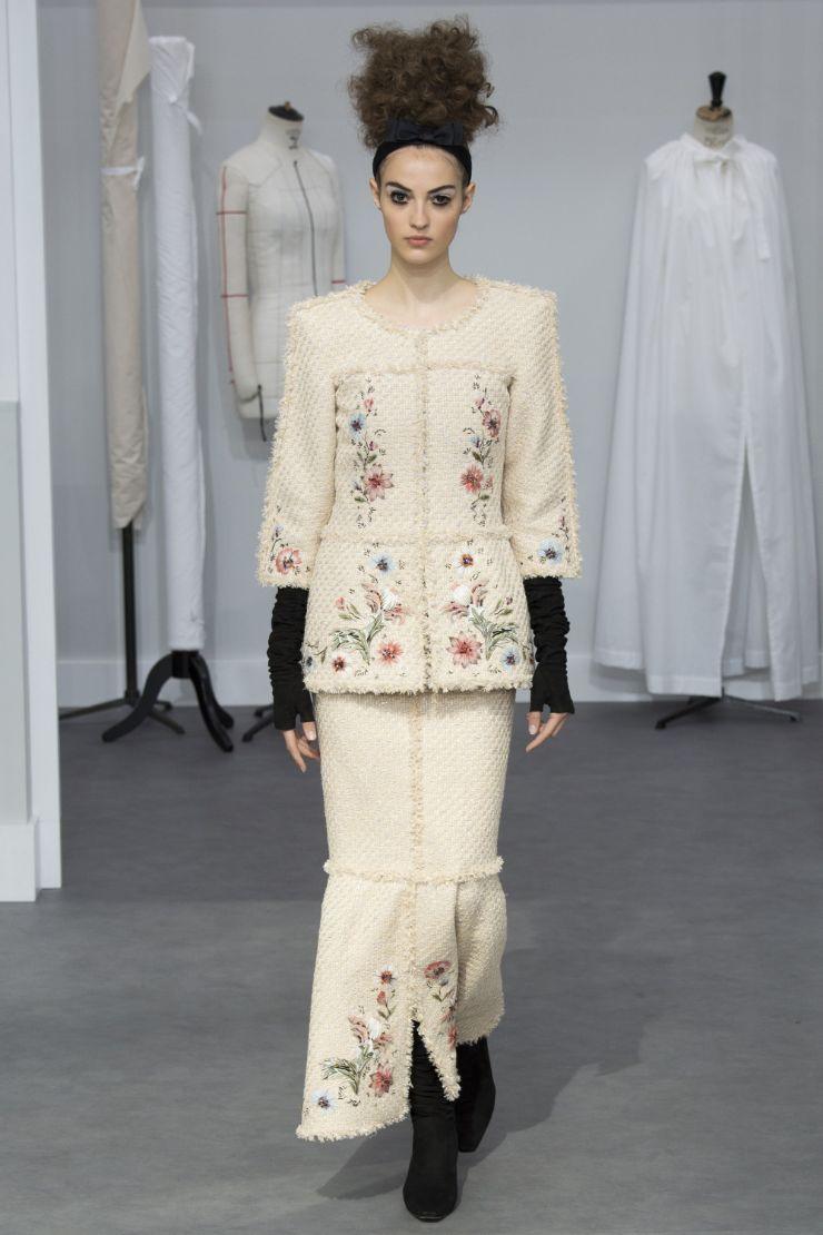 Chanel Haute Couture FW 2016 Paris (58)
