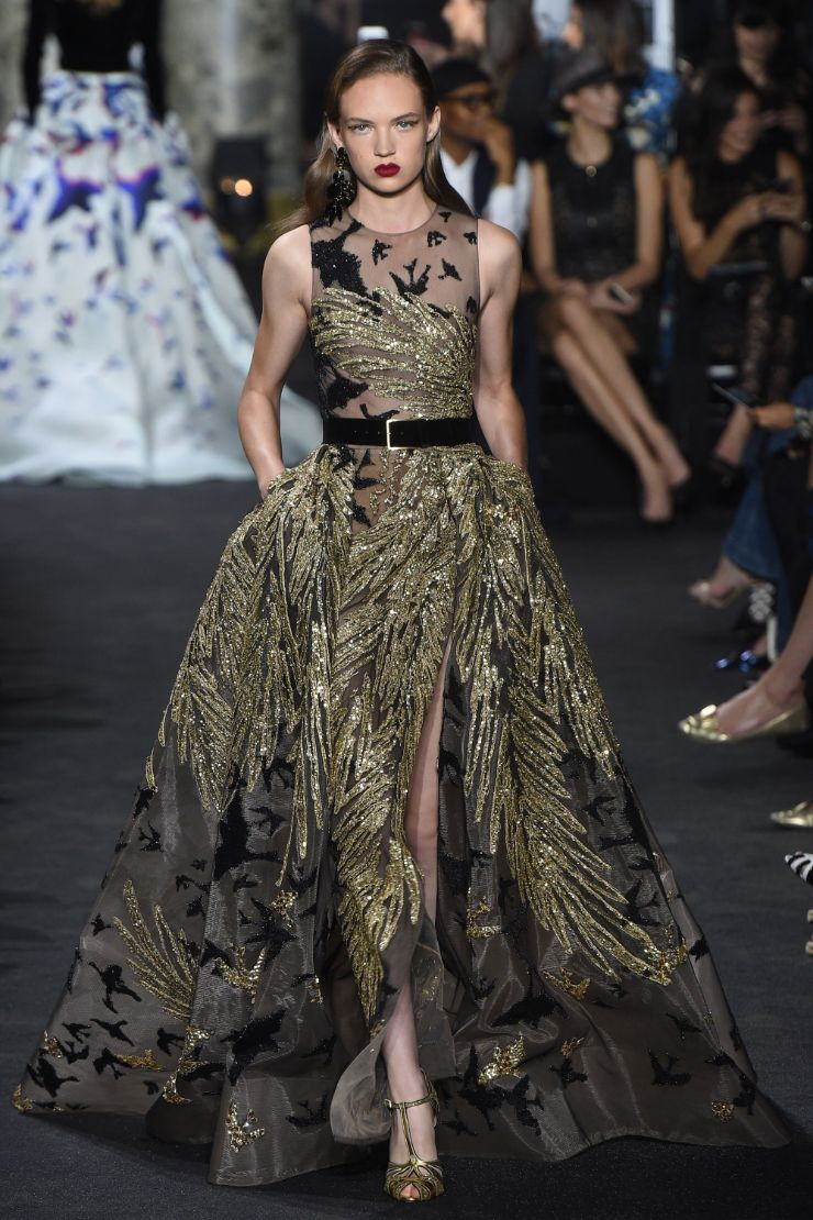 Elie Saab Haute Couture FW 2016 Paris (12)