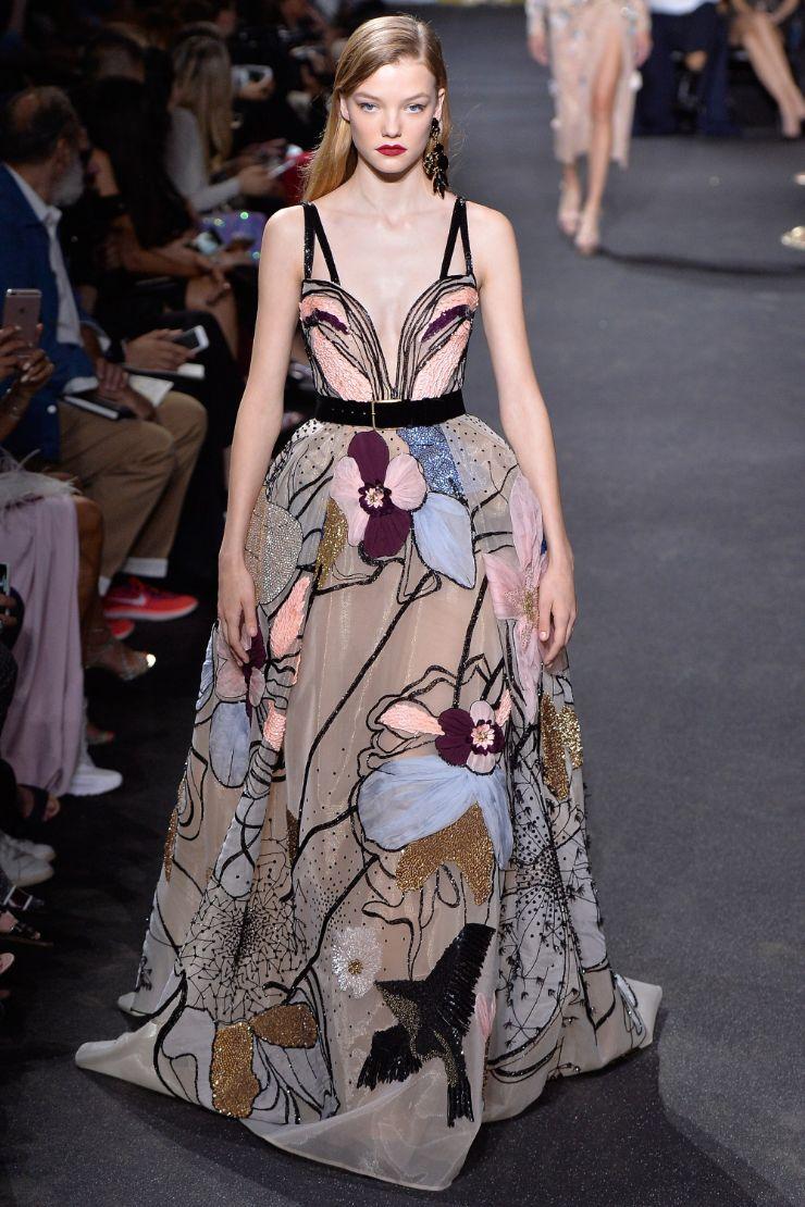 Elie Saab Haute Couture FW 2016 Paris (51)