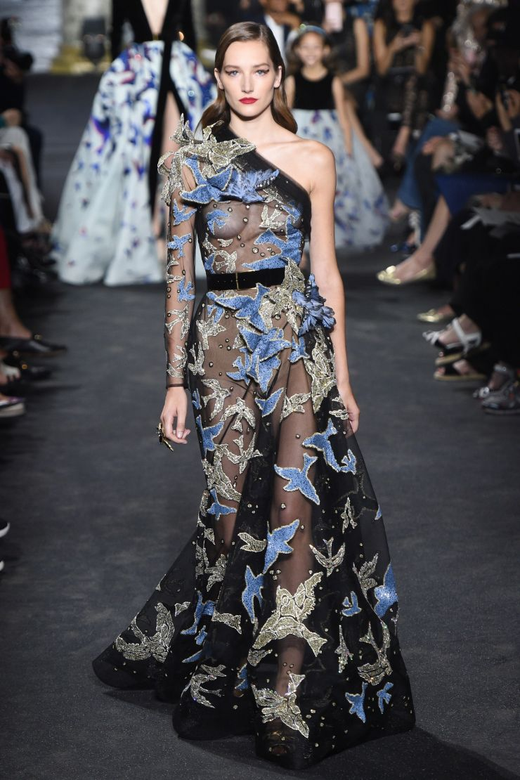 Elie Saab Haute Couture FW 2016 Paris (8)