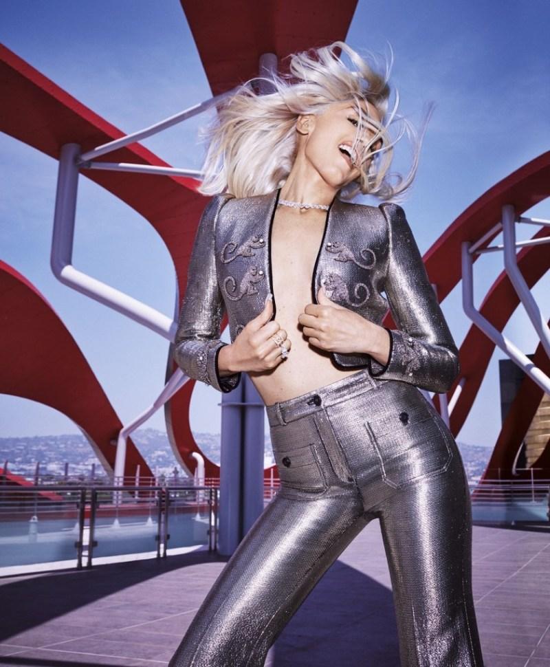 Gwen Stefani by Alexi Lubomirski (1)