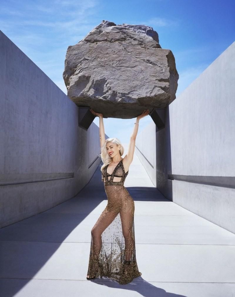 Gwen Stefani by Alexi Lubomirski (6)