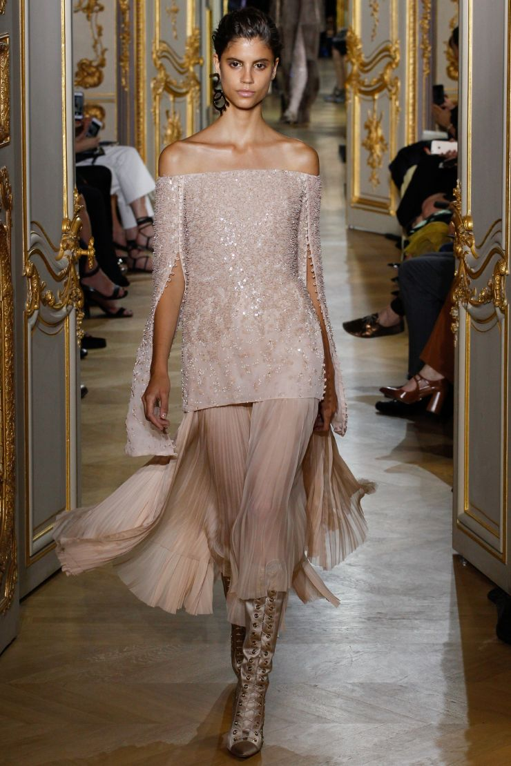J. Mendel Haute Couture FW 2016 Paris (12)