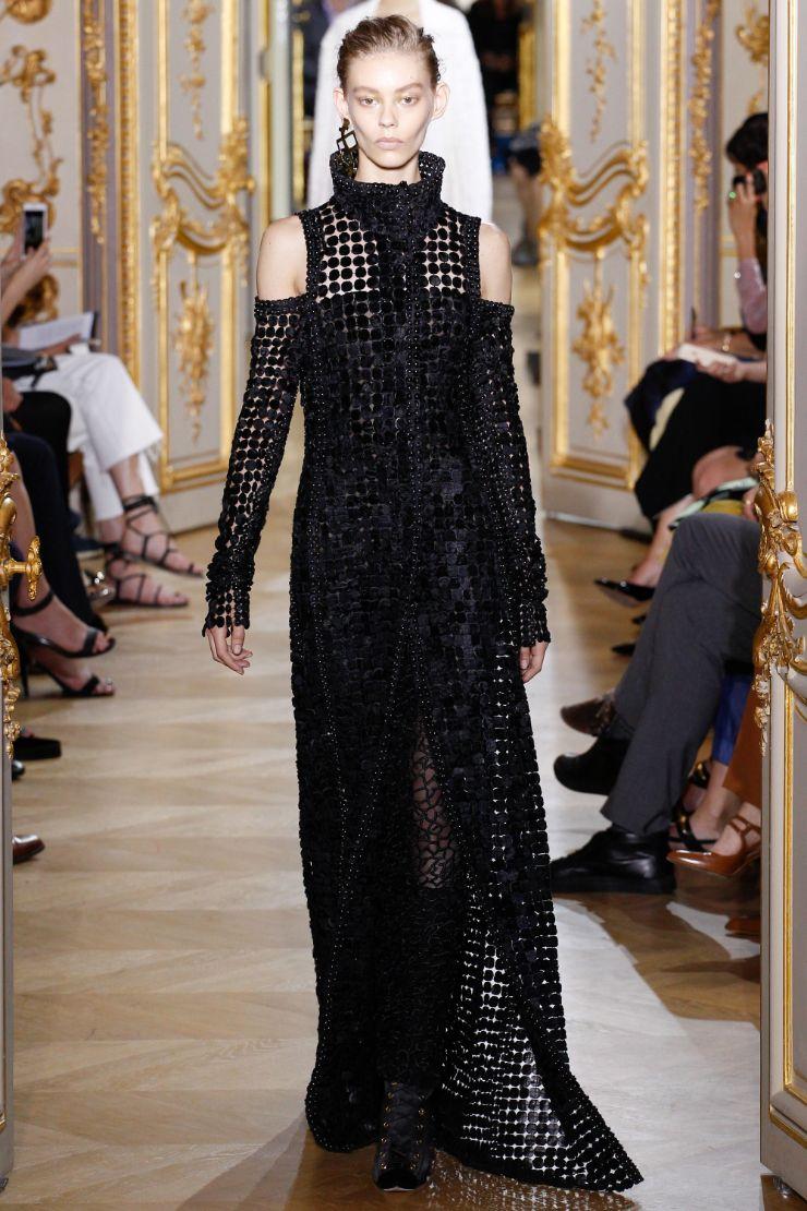 J. Mendel Haute Couture FW 2016 Paris (2)