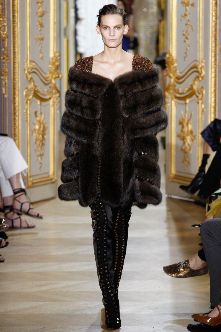 J. Mendel Haute Couture FW 2016 Paris (21)