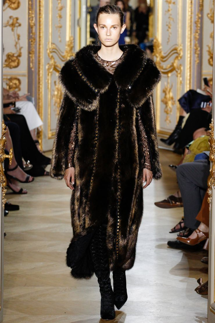 J. Mendel Haute Couture FW 2016 Paris (37)