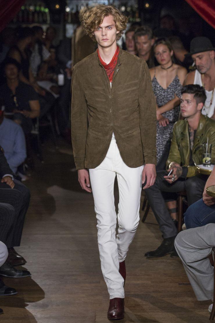John Varvatos Menswear SS 2017 NYFW (21)