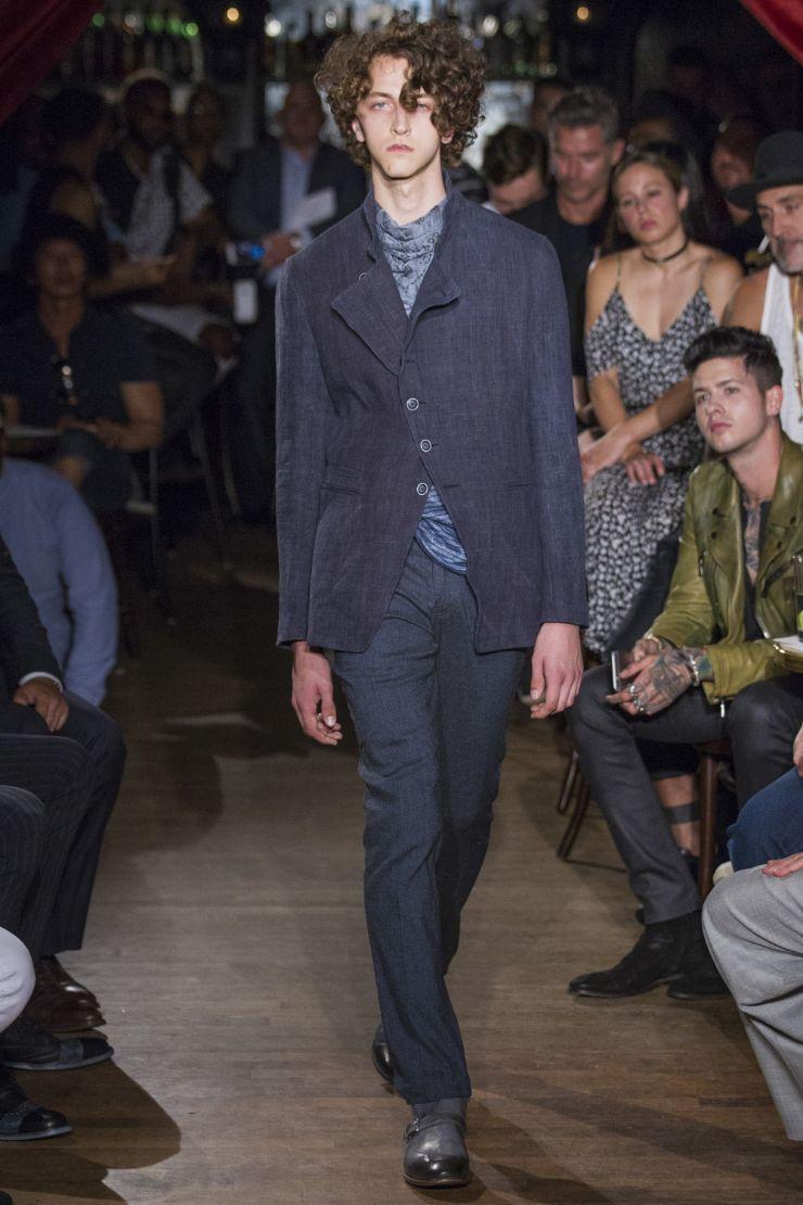 John Varvatos Menswear SS 2017 NYFW (24)