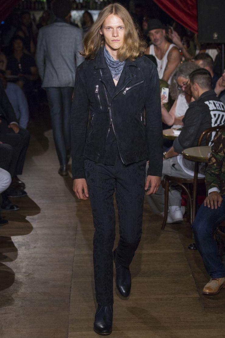 John Varvatos Menswear SS 2017 NYFW (29)