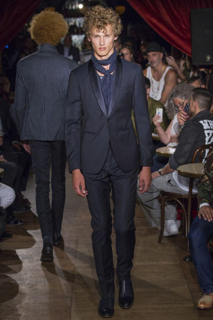 John Varvatos Menswear SS 2017 NYFW (30)