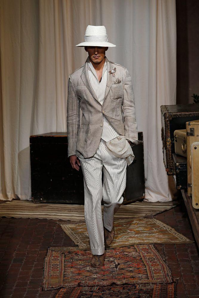 Joseph Abboud Menswear SS 2017 NYFW (14)
