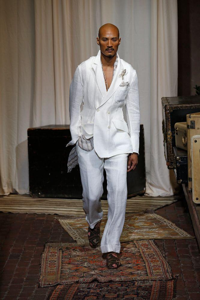 Joseph Abboud Menswear SS 2017 NYFW (2)