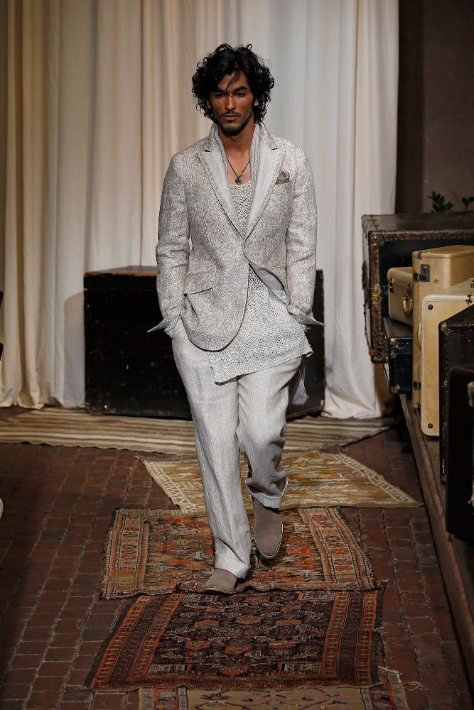 Joseph Abboud Menswear SS 2017 NYFW (8)