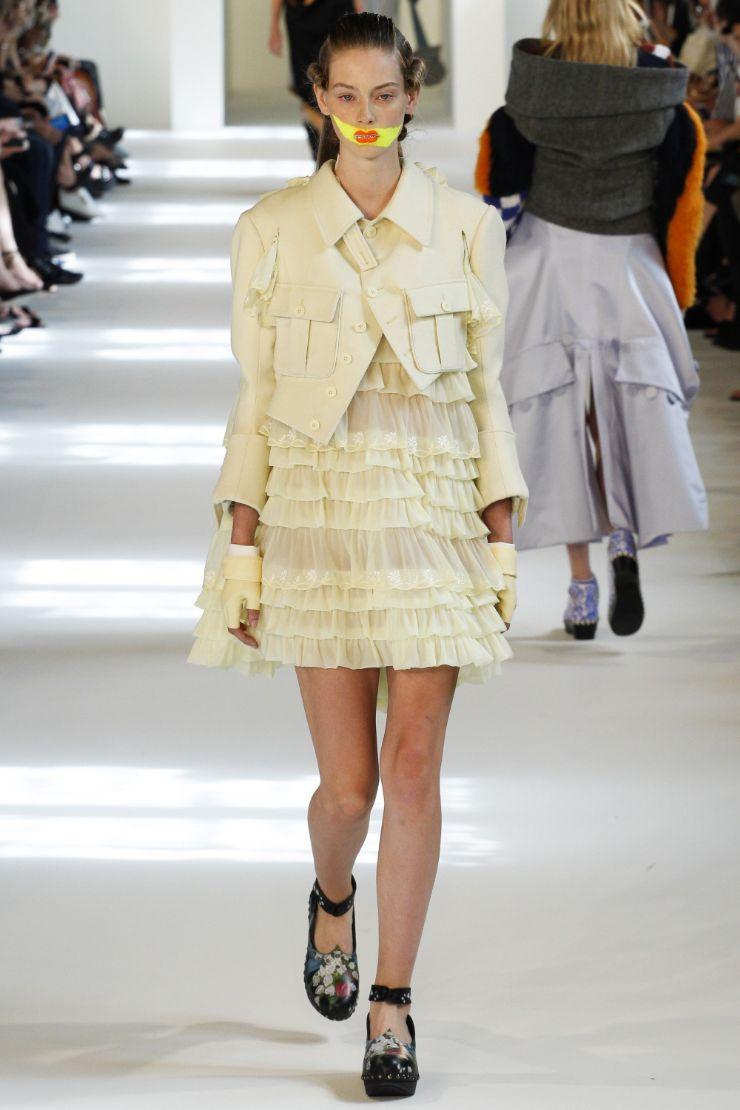 Maison Margiela Haute Couture FW 2016 Paris (21)