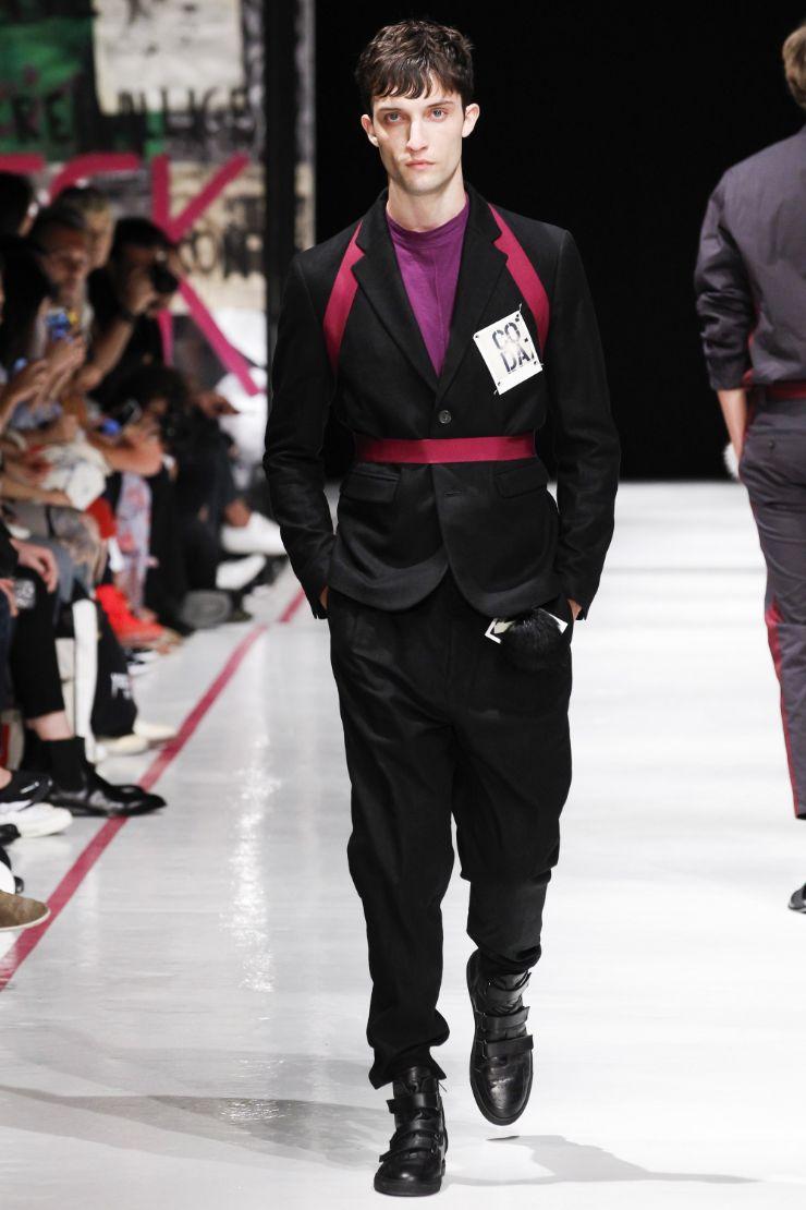 Robert Geller Menswear SS 2017 NYFW (15)