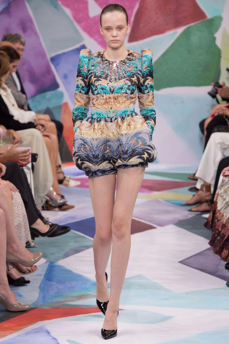 Schiaparelli Haute Couture FW 2016 Paris (22)