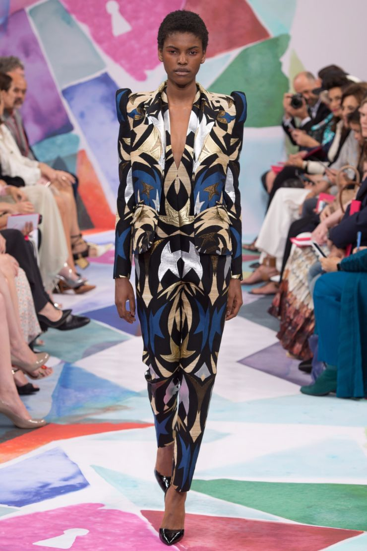 Schiaparelli Haute Couture FW 2016 Paris (5)