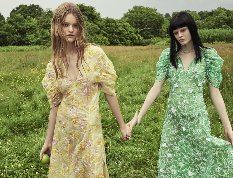 Willow Hand & Hannah Elyse by Mariano Vivanco (14)