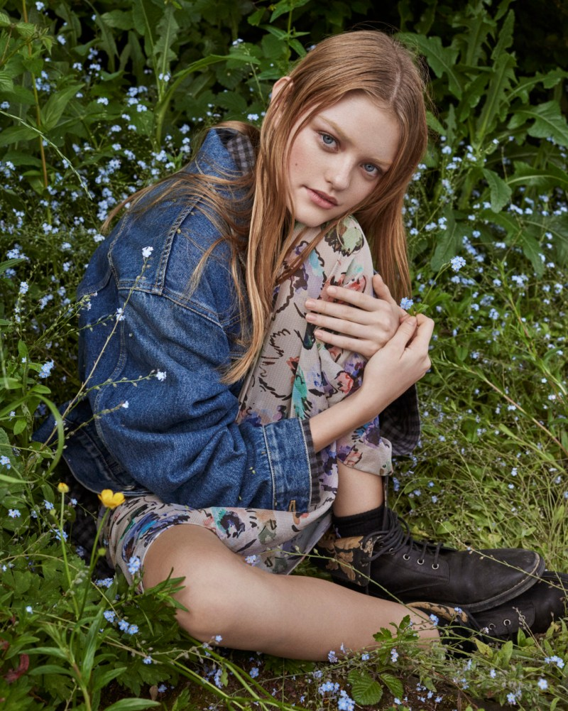Willow Hand & Hannah Elyse by Mariano Vivanco (5)