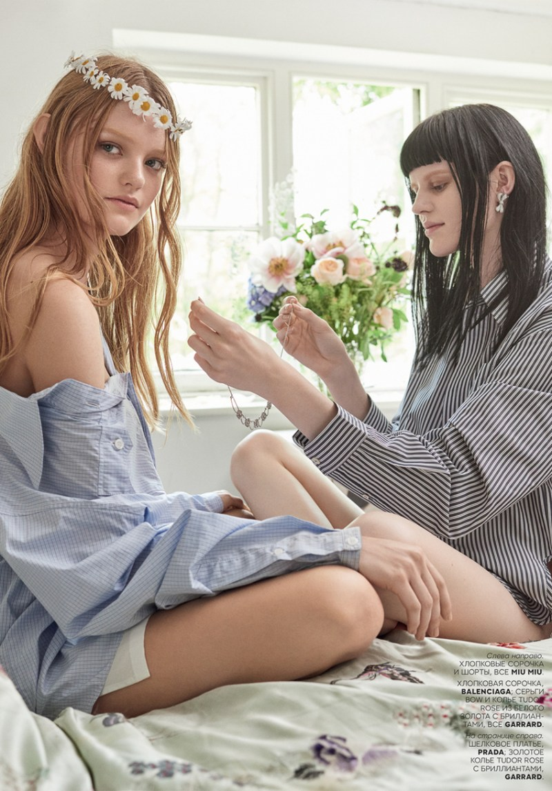 Willow Hand & Hannah Elyse by Mariano Vivanco (7)