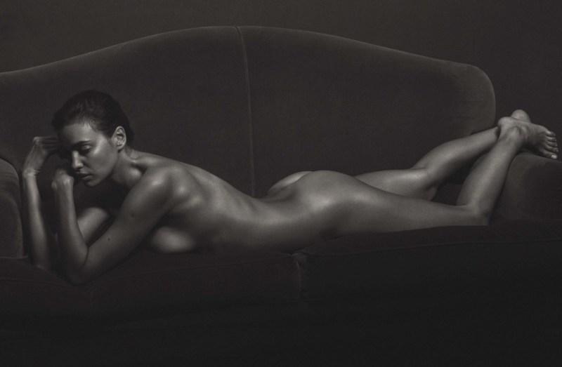 Irina Shayk by Mario Sorrenti (7)
