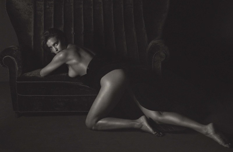 Irina Shayk by Mario Sorrenti (8)