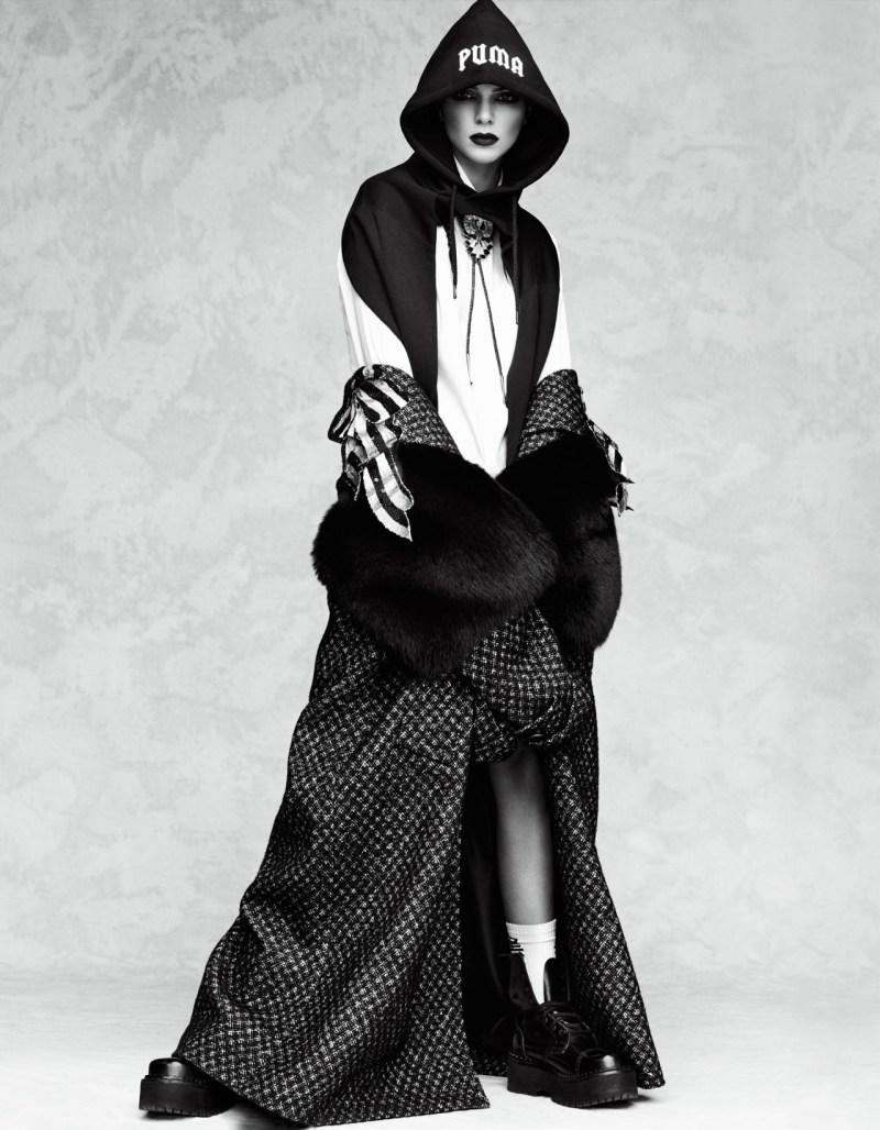 Kendall Jenner by Luigi Murenu & Iango Henzi (7)