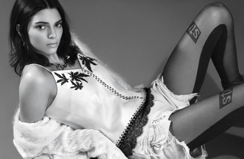 Kendall Jenner by Mert Alas and Marcus Piggott (2)