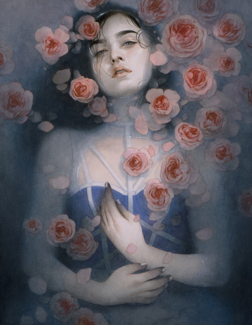 Paintings by Tran Nguyen (2)