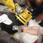 The First Tattoo Robot