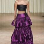 Alberta Ferretti Ready to Wear S/S 2017 MFW